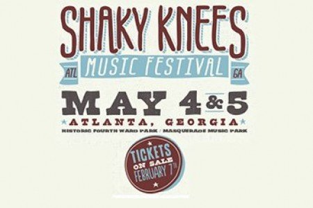 New Shaky Knees Music Festival in Atlanta Announces Headliners
