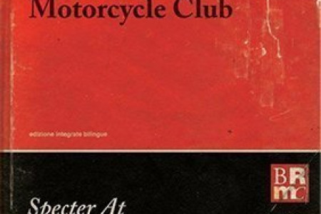 """Specter of the Feast"" - Black Rebel Motorcycle Club [Free Album Stream]"
