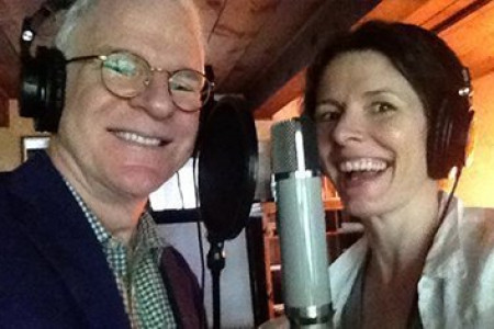 Steve Martin And Edie Brickell On WNYC Soundcheck [Live Performance and Interview Audio]