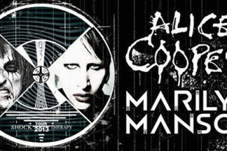 "Alice Cooper & Marilyn Manson Interviewed About 2013 ""Masters Of Madness Tour"" [Dates & Ticket Info]"