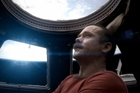 """Space Oddity"" - Chris Hadfield [YouTube Video] - IN OUTER SPACE!!!"