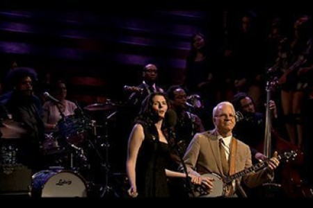 Steve Martin and Edie Brickell on Late Night With Jimmy Fallon [Video]