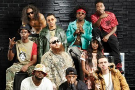 XXL Freshman 2013 Tour: NYC Review