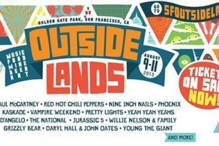San Francisco Outside Lands Festival: Single Day Tickets On Sale Tomorrow 06/26