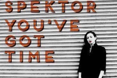 """You've Got The Time"" - Regina Spektor [YouTube Official Audio]"