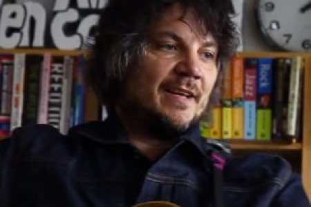 """Dawned On Me,"" ""Whole Love,"" ""Born Alone,"" & ""War On War"" - Wilco NPR Music Tiny Desk Concert [YouTube Video]"