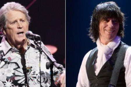 Brian Wilson, Jeff Beck, Al Jardine, & Dave Marks Tour Together This Fall
