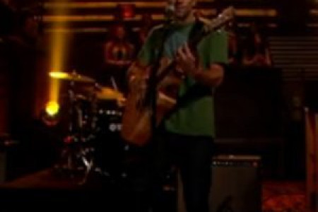 """Radiate"" - Jack Johnson [Fallon Live Performance]"
