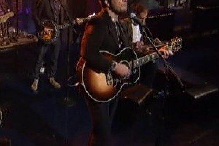 """Chill In The Air"" - Amos Lee On Letterman [YouTube Video]"