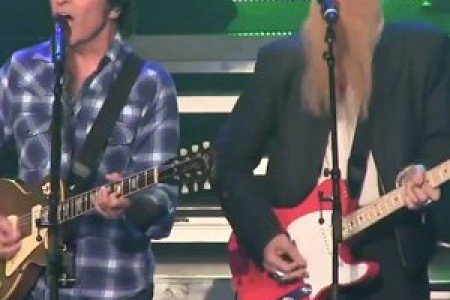 """Sharp Dressed Man"" & ""Born On The Bayou"" - John Fogerty & Billy Gibbons [YouTube Videos]"