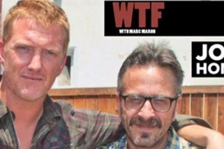 image for article Josh Homme of Queens of the Stone Age on WTF with Marc Maron