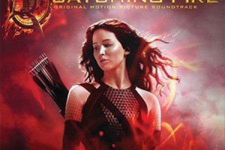 """Hunger Games: Catching Fire"" Soundtrack ft Coldplay, Patti Smith, Lorde and More [Spotify Free Album Stream]"