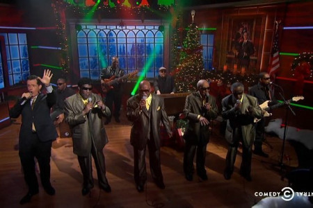 """Go Tell It on the Mountain"" - Blind Boys of Alabama ft Stephen Colbert [Official Video]"