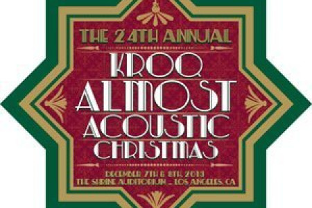 Night 2 of KROQ Almost Acoustic Christmas Livestream [YouTube Official Webcast]