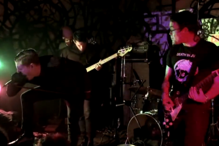 image for article Deafheaven at 285 Kent 1.18.2014 [YouTube Video]
