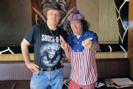 The Dead Kennedys' Jello Biafra Rocks Out and Talks with Nardwuar [YouTube Videos]