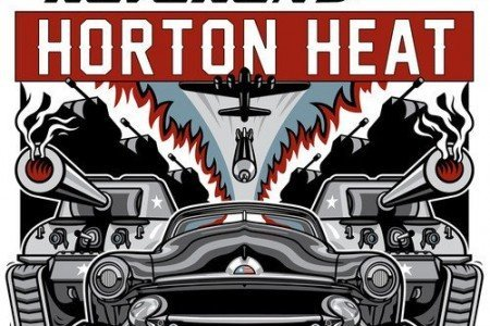 "image for article ""REV"" - Reverend Horton Heat [Spotify Album Stream]"
