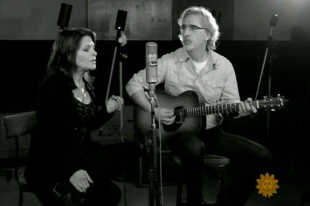"image for article ""The Long Way Home"" - Rosanne Cash & John Leventhal [Video]"