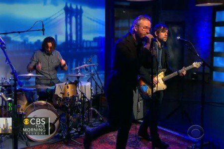 "image for article ""Don't Swallow The Cap"" & ""I Need My Girl"" - The National on CBS This Morning 1.25.2014 [Videos]"