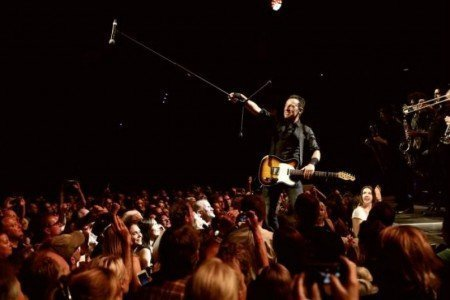 image for article Bruce Springsteen To Release Four New Songs for Record Store Day 2014