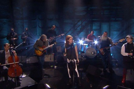 "image for article ""Ragtime"" - Neko Case ft Calexico Live on Conan 2.3.2014 [YouTube Video]"