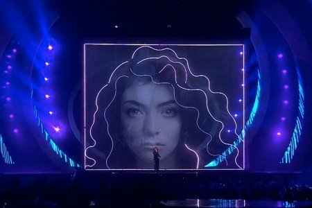 "image for article ""Royals / White Noise"" - Disclosure w Lorde and AlunaGeorge at BRIT Awards 2.19.2014 [YouTube Official Video]"