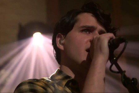 """Step"" - Vampire Weekend Live From The Artists Den [YouTube Official Video]"