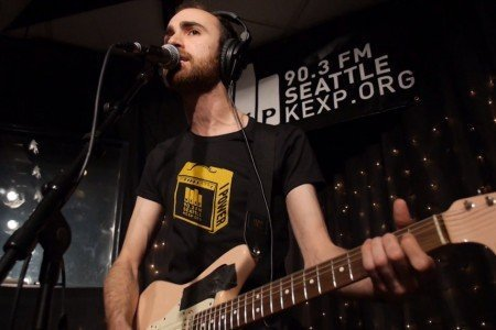 image for article Yuck Live on KEXP 1.24.2014 [YouTube Video]
