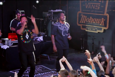"image for article ""Grindin"" - Pusha T Live at House of Vans SXSW 2014 [YouTube Video]"