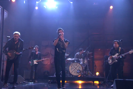 "image for article ""Best Day Of My Life"" - American Authors on Conan 3.4.2014 [YouTube Video]"