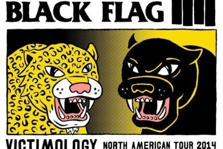 "image for article Black Flag 2014 ""Victimology Tour"" Dates and Ticket Pre-Sale Info Announced"