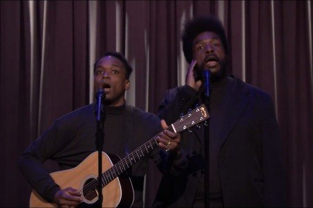 """Royals"" - Black Simon and Garfunkel (Lorde Cover) on The Tonight Show with Jimmy Fallon [YouTube Video]"