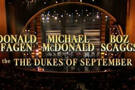 image for article The Dukes Of September (Donald Fagen, Michael McDonald, Boz Scaggs) PBS Great Performances & DVD Preview [YouTube Videos]