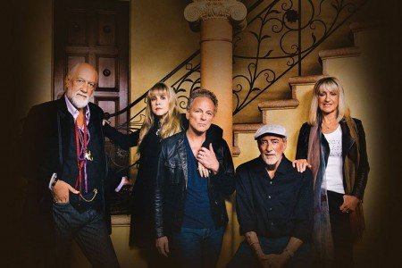 "image for article Fleetwood Mac 2014 ""On With The Show"" Tour Dates and Ticket Pre-Sale Info Announced"