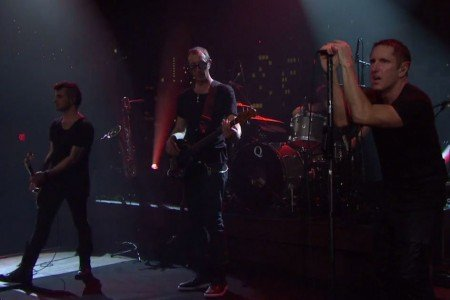 """Satellite"" - Nine Inch Nails Live on Austin City Limits 11.4.2013 [Vimeo Video]"