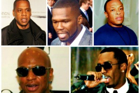 image for article Diddy, Dr. Dre and Jay Z Continue to Top Forbes Wealthiest Hip Hop Artist List