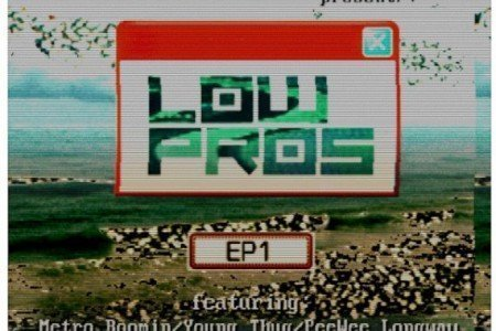 "image for article ""EP1"" - Low Pros (Lex Luger & A-Trak) [Official Full EP Stream + Free Download]"