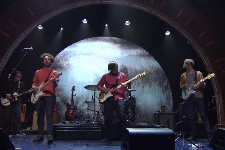 "image for article ""Black and White"" - Parquet Courts [Seth Meyers Live Video + YouTube Official Audio]"
