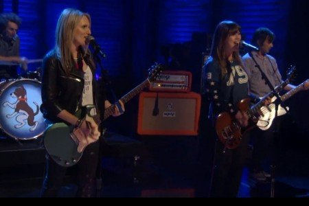 "image for article ""Seether"" - Veruca Salt on Conan 5.21.2014  [YouTube Video]"