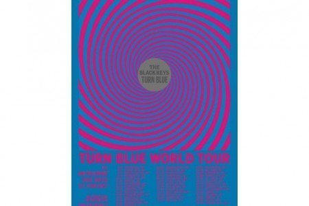 "The Black Keys ""Turn Blue"" 2014 Tour Dates & Ticket Sales"
