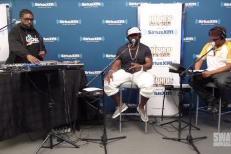 Black Thought & Questlove Freestyle & Interview at Sirius XM [YouTube Video]
