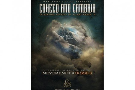 "image for article Coheed and Cambria ""IKSSE3"" 2014 Tour Dates & Pre-Sale Ticket Info"