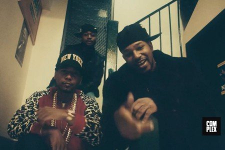 "image for article ""Dipshits"" - A-Trak & Cam'ron feat Just Blaze & Juelz Santana [Official Music Video + Lyrics]"