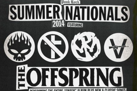 image for article The Offspring 2014 Tour Dates and Ticket Pre-Sale Info Announced with Bad Religion, Pennywise, and The Vandals