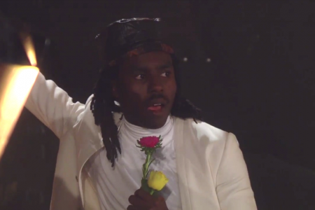 "image for article ""You're Not Good Enough"" - Blood Orange [YouTube Official Music Video]"