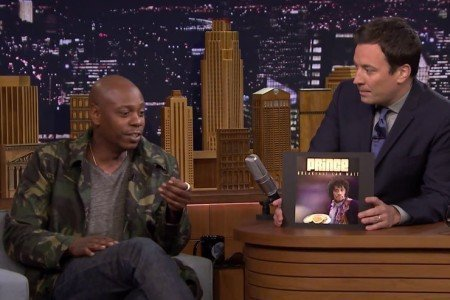 image for article Dave Chappelle Talks About The Roots, Prince, & How He Knew Kanye West Would be a Star on The Tonight Show [YouTube Video]