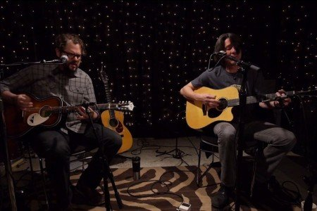 image for article Drive-By Truckers Performance and Interview on KEXP 4.23.2014 [YouTube Video]