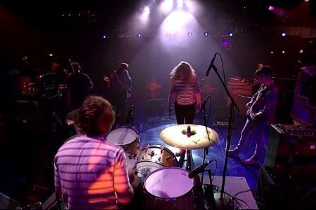 "image for article ""Who Needs You"" (Bonus Track) - The Orwells on David Letterman 6.10.2014 [YouTube Video]"