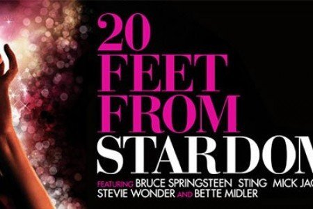 "image for article Now Streaming on Netflix: ""20 Feet From Stardom"" [Zumic Review]"
