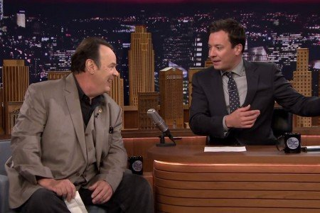 image for article Dan Aykroyd Performance with Bobby Rush & Interview on The Tonight Show 7.18.2014 [Official Videos]